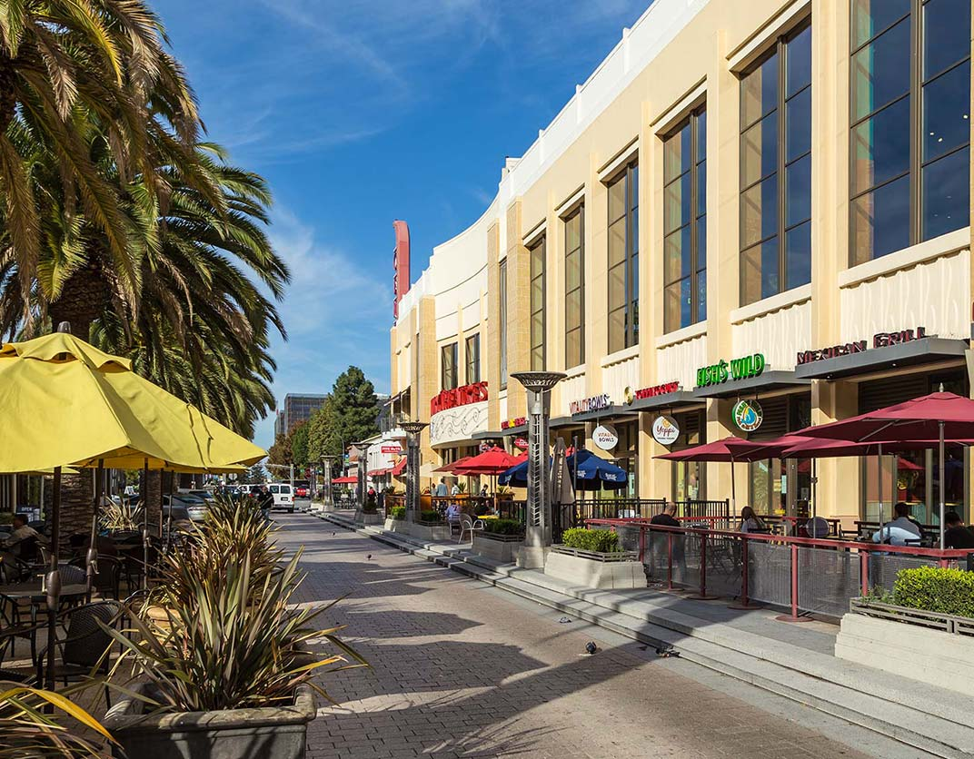 Indigo Apartments - Redwood City, CA - Shopping and Restaurants