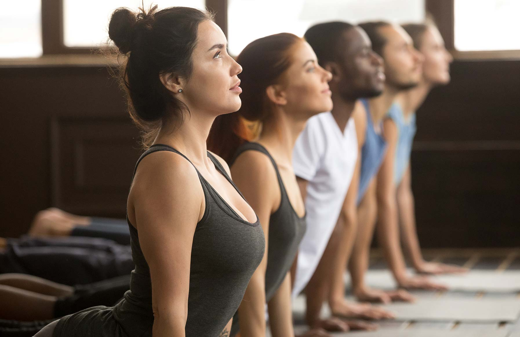 Indigo Apartments - Redwood City, CA - Yoga Class