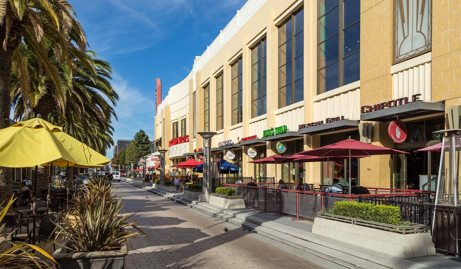 Indigo Apartments - Redwood City, CA - Downtown, Bars, and Shopping